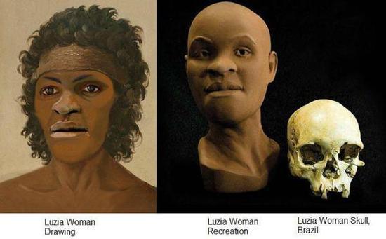 巴西最早的人类化石