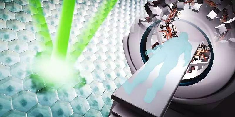 癌症放射治疗的持续时间从几分钟缩短到不足一秒