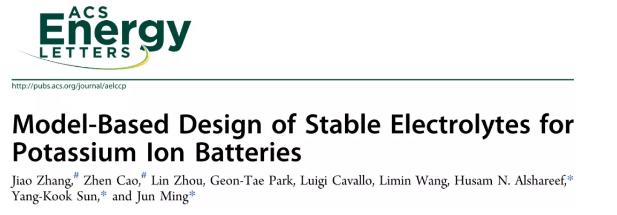 长春应化所明军研究员电解液设计原理篇:如何设计稳定的钾电电解液1.png
